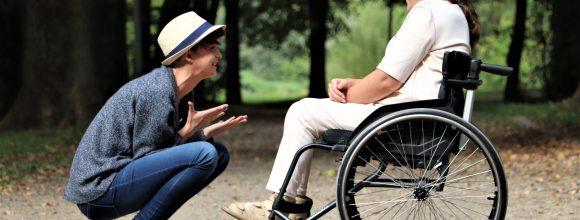 Wat als mijn gehandicapte zus komt te overlijden?